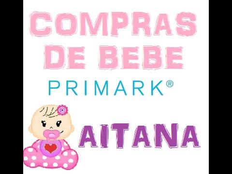 venta usa online los recién llegados últimos lanzamientos COMPRAS PRIMARK DE BEBE RECIEN NACIDO - AITANA