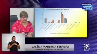 Audiência Pública - 04/03/2020 - Prestação de contas Saúde