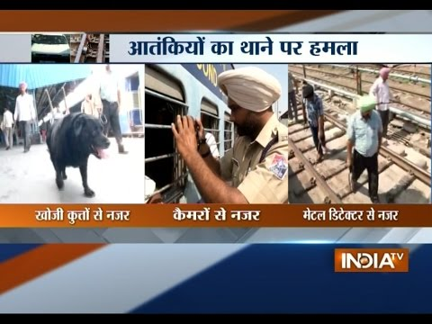 Terrorist Attack in Punjab: Tight Security in Ludhiana - India TV