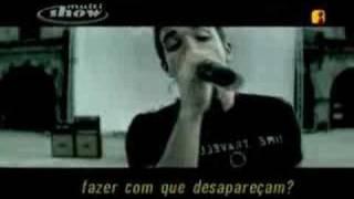 Hoobastank - Disappear (legendado-BR)
