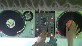 Mr Blunt early rave vinyl mix