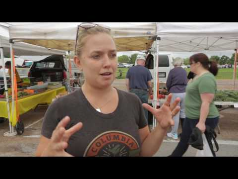 An inside look at the Columbia Farmers Market
