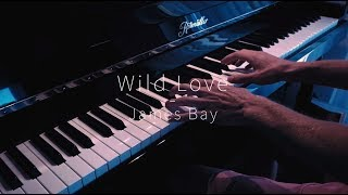 Wild Love - James Bay - Piano Cover