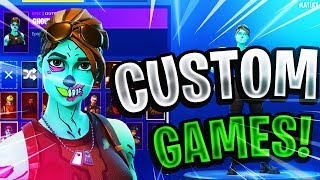 ICH ZEIGE MICH😱🔴FORTNITE LIVE: CUSTOM GAMES TURNIER LIVE DEUTSCH🔥FORTNITE LIVE FACECAM DEUTSCH