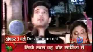 Kritika Kamra On SBS 25th Oct 2010 Celebrate Her Birthday With Karan Kundra