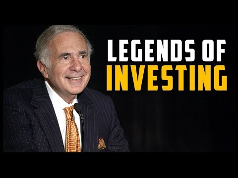 LEGENDS OF INVESTING: THE STORY OF CARL ICAHN