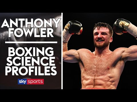 Anthony Fowler | Boxing Science Profiles