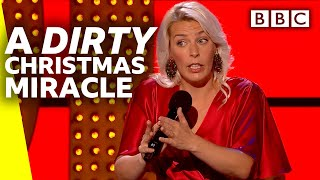 A dirty retelling of the birth of Jesus | Live At The Apollo Christmas Special - BBC