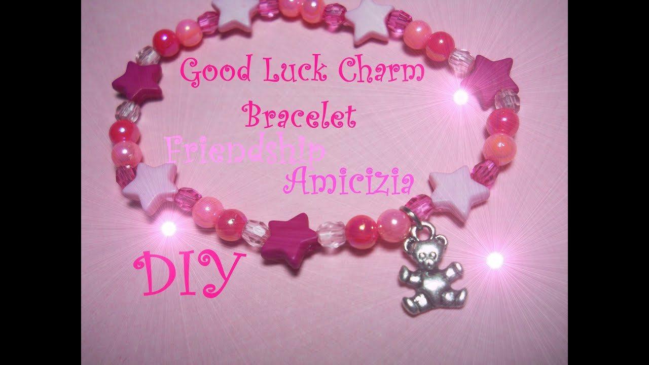 bracelet asp p good luck