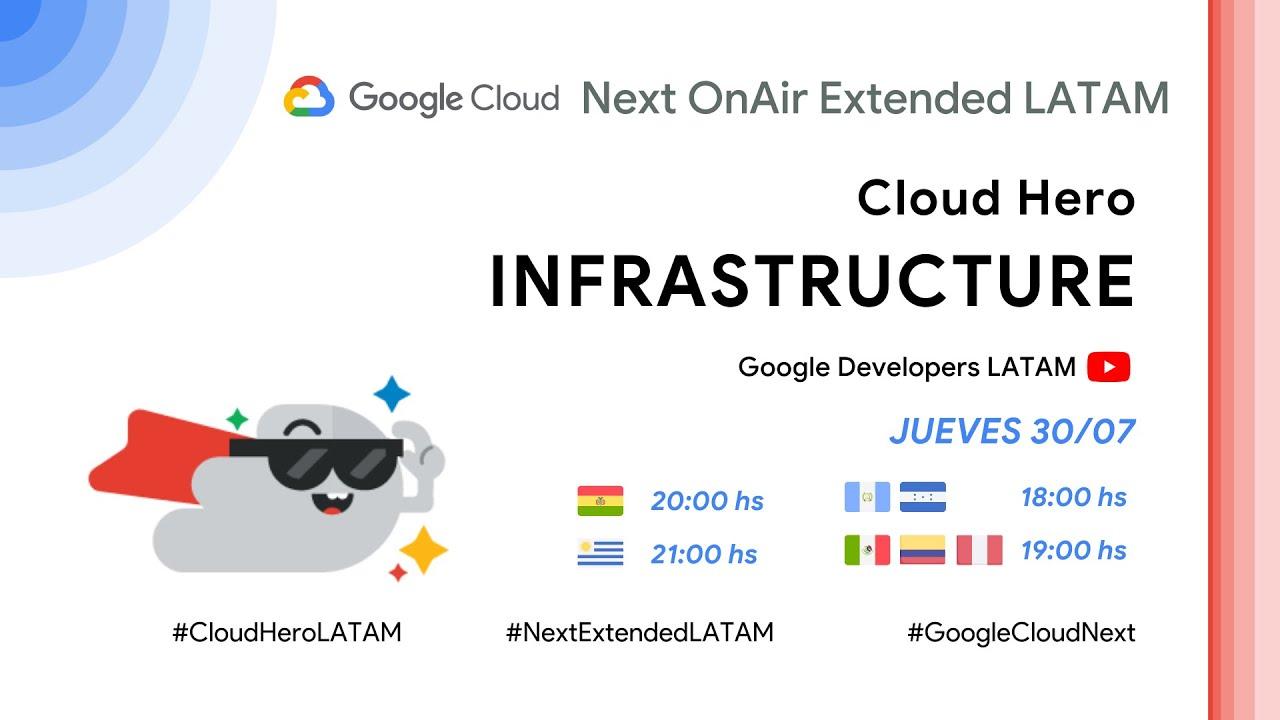 Cloud Hero Game: Infastructure - Semana 3