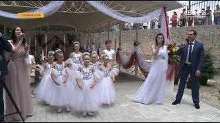 В Ставрополе открылась единственная в России «Беседка счастья»