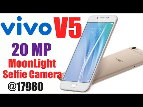 Vivo V5 Price, Specifications, and More