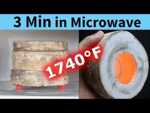 Diy Microwave Kiln | Melt Glass in the Microwave