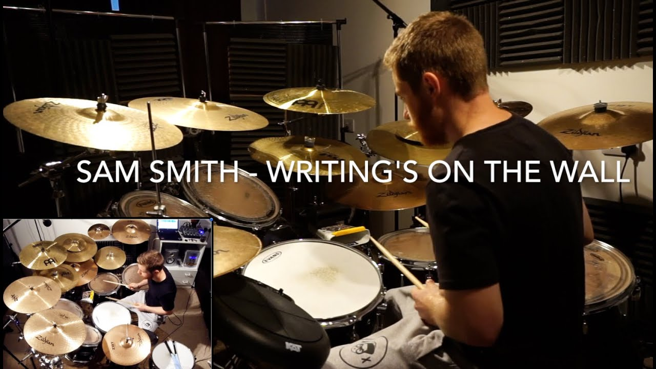 sam-smith-writings-on-the-wall-drum-cover-grumpy-drummer