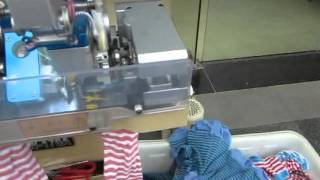 production line of sock