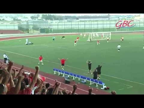 Gibraltar National Football Team Goals