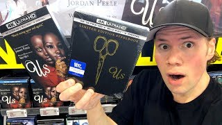 Blu-ray / Dvd Tuesday Shopping 6/18/19 : My Blu-ray Collection Series