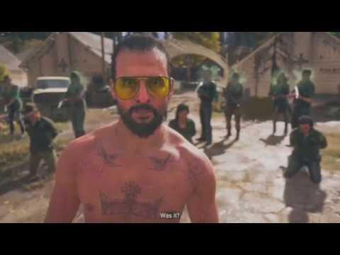 "Far Cry 5 - Joseph Seed ""The Father"" - Walk Away Ending Cutscene (1080p 60FPS)"