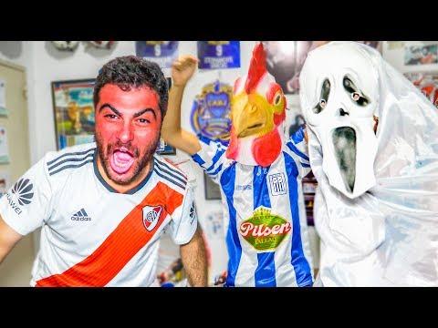 Alianza Lima vs River | Copa Libertadores 2019 | Reacciones de amigos
