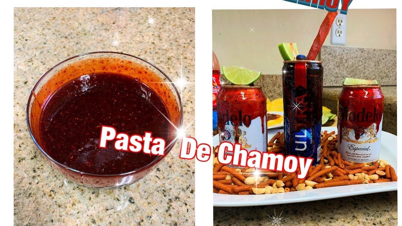 Pasta de chamoy!! Rim paste Chamoy