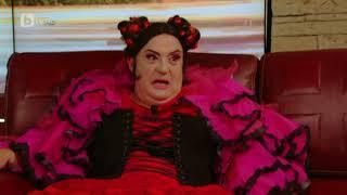 Шоуто на Слави: Актьорски изпълнения: Нета Барзилай и Кралица Елизабет Втора