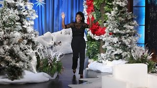 Serena Williams Talks Dancing with Beyoncé and Ellen