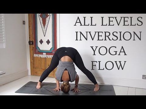 30-MINUTE ALL LEVELS YOGA | Inversion yoga flow | CAT MEFFAN