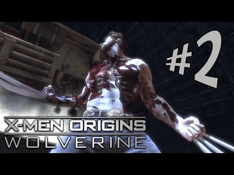 X-Men Origins Wolverine - Parte 2: Fuga Alucinante!!!! [ PC - Playthrough ]