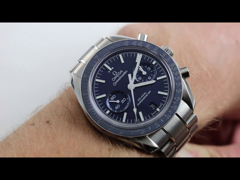Omega Speedmaster Moonwatch Co-Axial Chronograph Ref. 311.90.44.51.03.001 Watch Review
