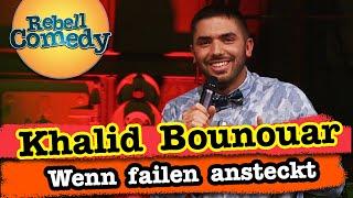 Khalid Bounouar: Failen steckt an!