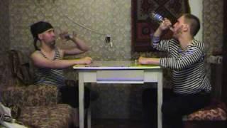 пародия на рекламу Cliven for men (крем для бритья)