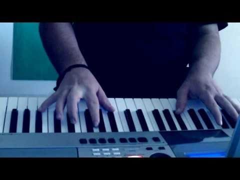 Nightwish - Planet Hell Keyboard Cover [DVD Scenes]