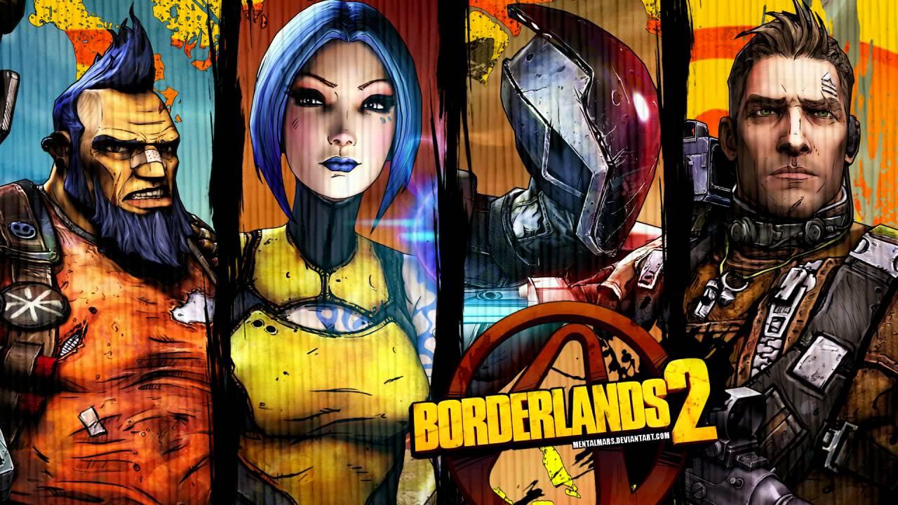 Borderlands 2 HD Wallpapers