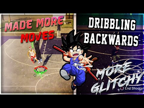 Flips Z MORE NEVER BEFORE SEEN MOVES!!   NBA2K19 MORE GLITCHY DRIBBLING   NEW SWITCH BEHIND THE BACK