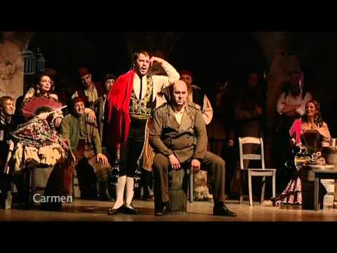 Carmen / Scenes from the Performances of the Estonian National Opera