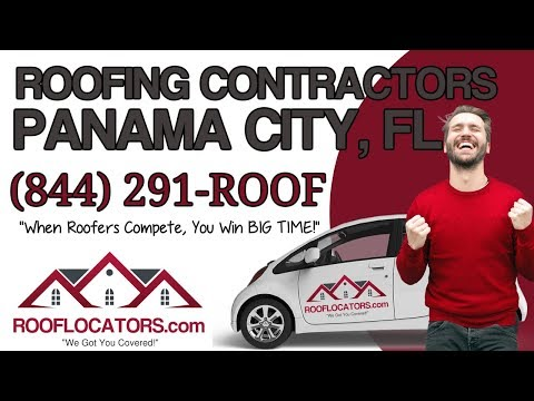 Roof Locators Panama City Beach FL | (844) 291-7663 | Roofing Contractors Panama City FL