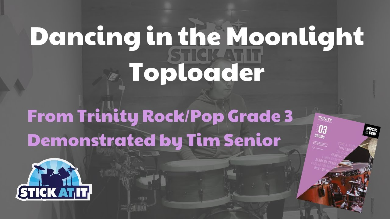 Dancing in the Moonlight - Trinity Rock/Pop Grade 3 Demo