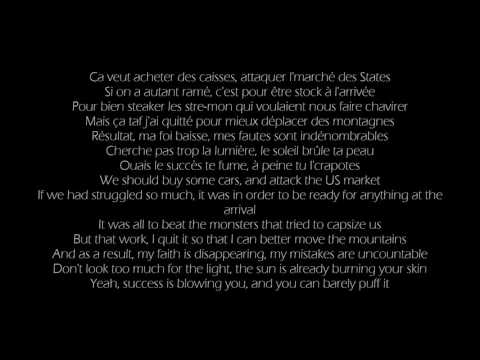 Sexion D'assaut - Ma Direction/My Direction - French/English lyrics HD