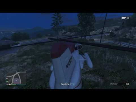 GTA 5 - Import/Export - Source Vehicle - Warlord stealth mission Milton Road