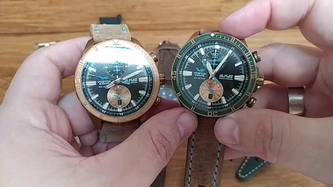 Bronze Watches Overview
