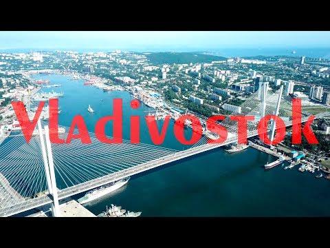 Vladivostok 2019 DJI Mavic Pro Compilation 4K UHD