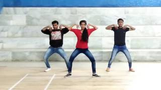 Tu Cheez Badi hai Mast Mast |  Dance Choreography BY ABCD DANCE GROUP