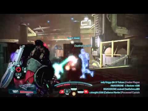 Collector Beasts! Turian Havoc Soldier on Platinum ☣ Reactor Hazard ☣ Mass Effect 3 Multiplayer