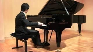 Jitsukawa  kaoru  / F. Chopin   Andante Spianato Grand  Polonaise Op.22