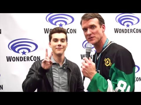 Jeremy Shada (Lance) Interview with Let's Voltron at WonderCon