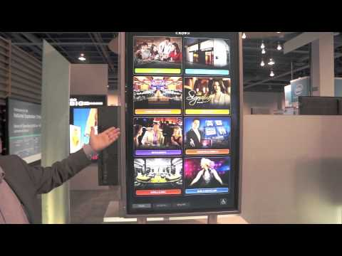 Sharp Electronics Interactive LED Touch Displays