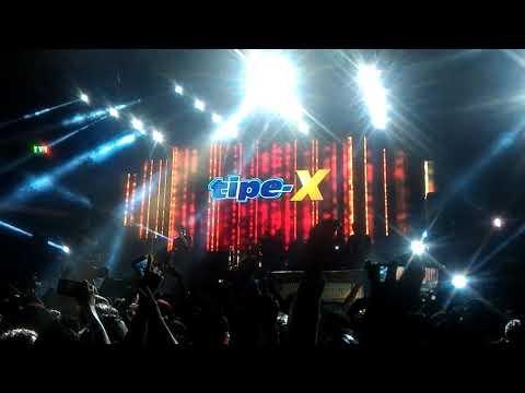 Tipe X - Selamat Jalan (Jatim Fair 2018) 10 Oktober 2018
