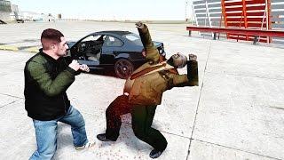 GTA 4 - Приколы, глюки и копец 11