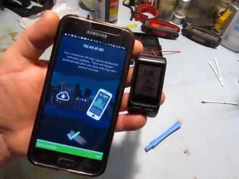 Repair Your Water Damaged Garmin Vivoactive Hr Watch Youtube