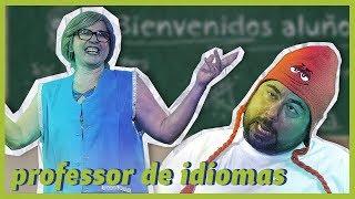 Desabafo de um professor - 2ª temporada - Episódio: Professor de Idioma